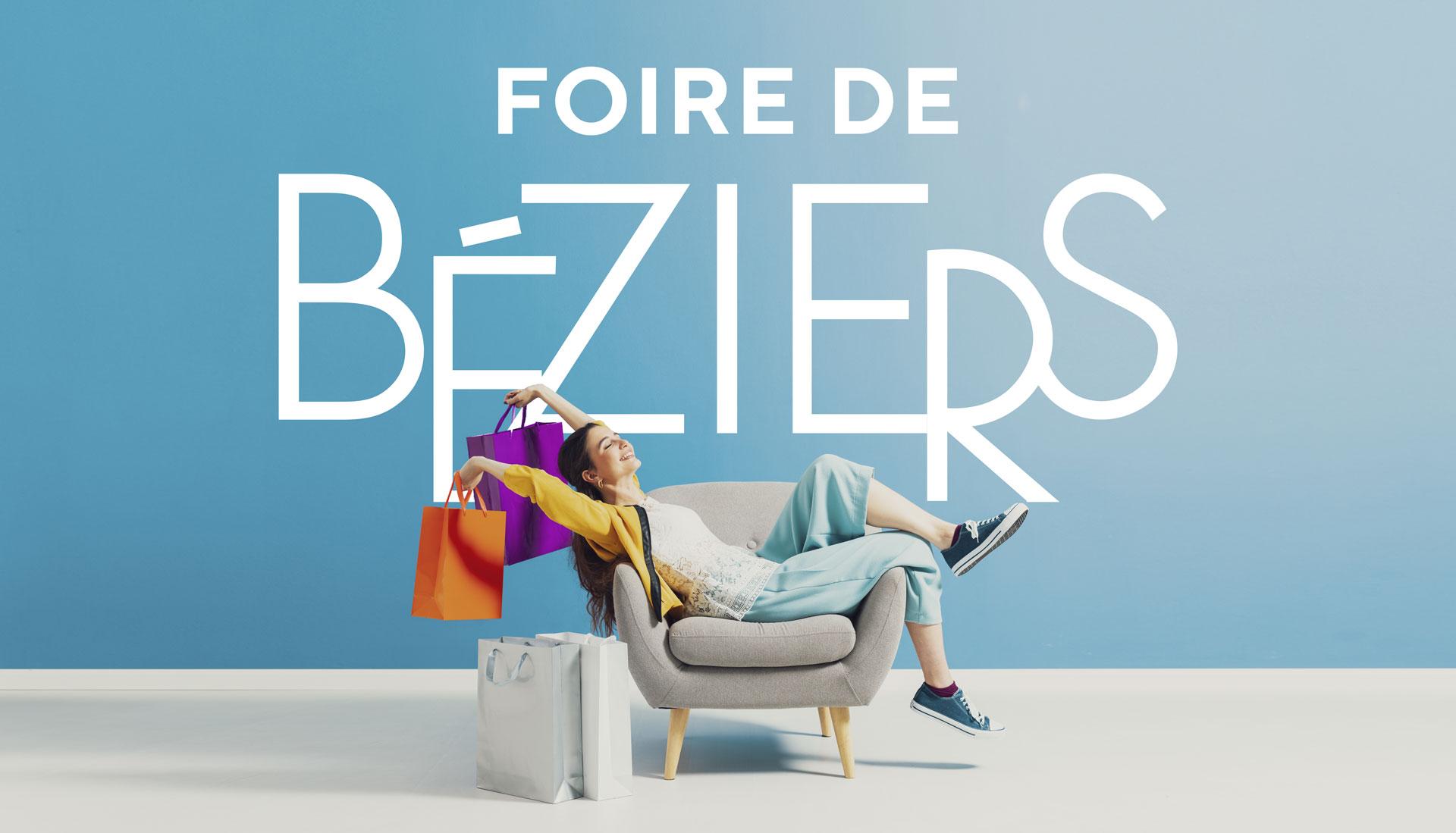 La Foire De Béziers 2020 Invite La Mode